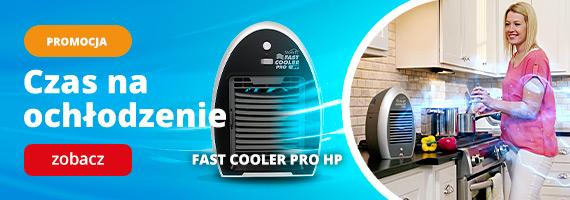 Fast Cooler Pro - klimatyzator wodny