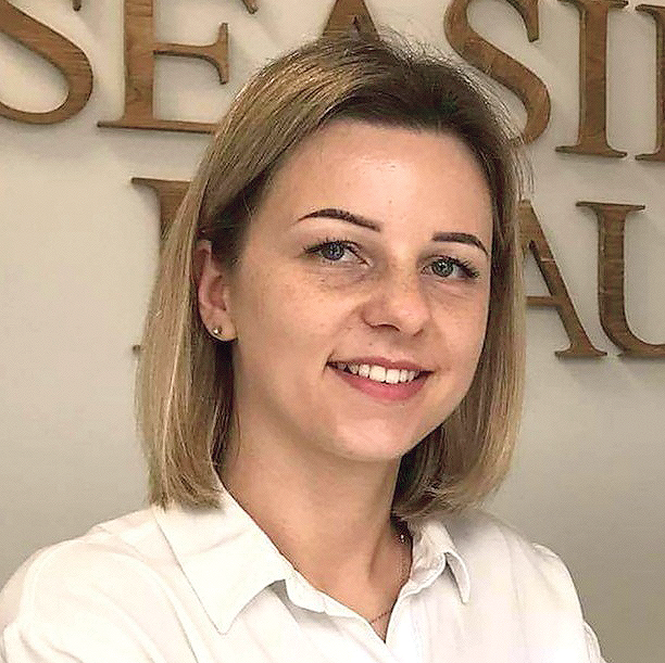 Kosmetolog Magda Neubauer