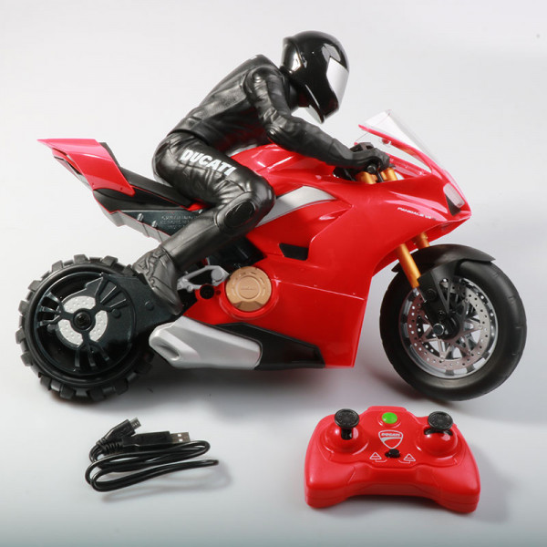 SPIN MASTER Air Hogs Upriser Ducati Panigale V4