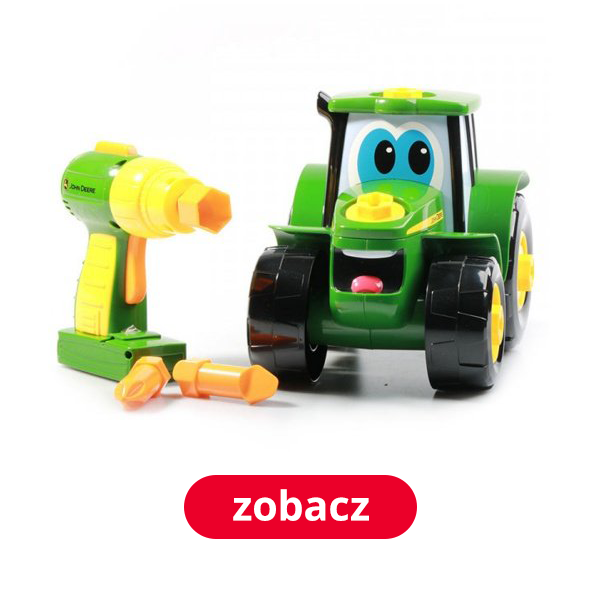 traktorek john deere