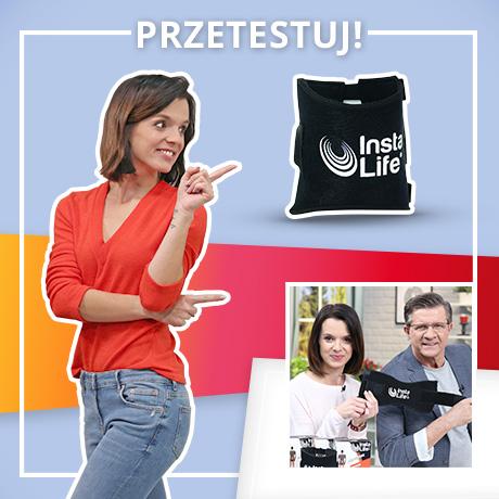 InstaLife+ opaska akupresurowa od TV Okazje EXTRA