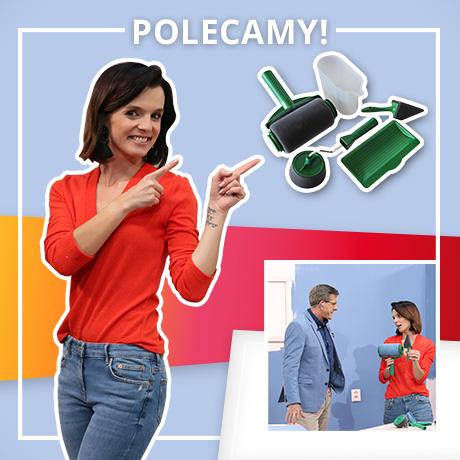 Easy Paint Pro wałek malarski w TV Okazje EXTRA