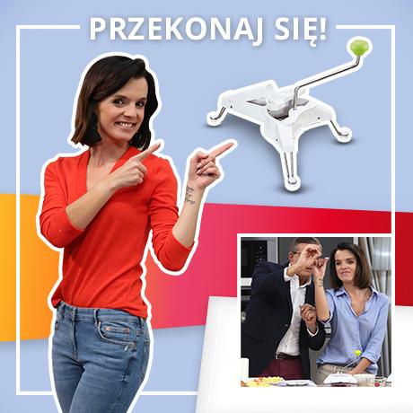 Szatkownica do warzyw Spin It w TV Okazje EXTRA